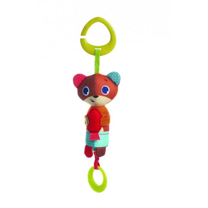 Подвесные игрушки Tiny Love Колокольчик Медвежонок развивающая игрушка tiny love текстурированая книжка подвеска лесное озеро 448