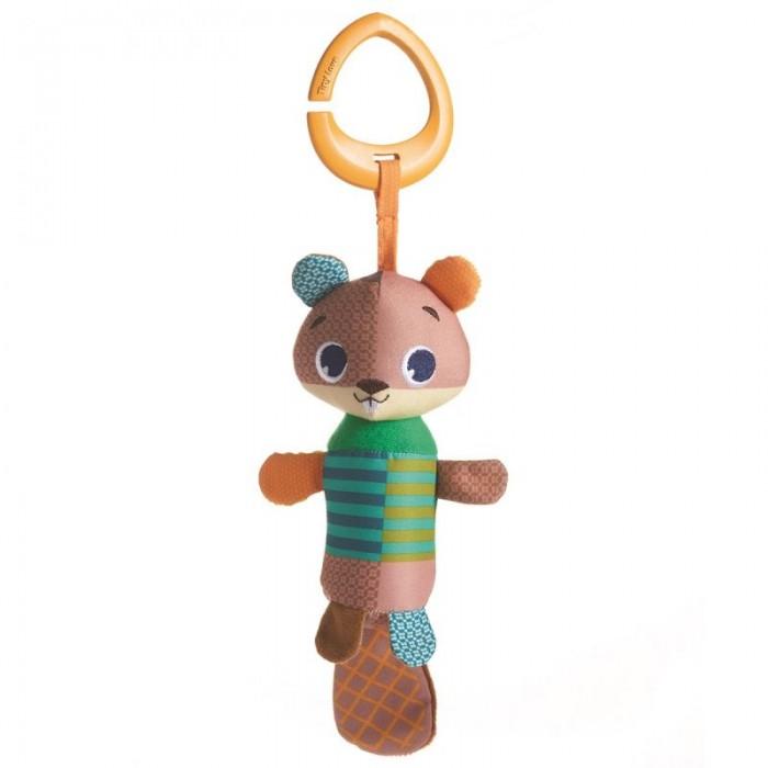 Подвесные игрушки Tiny Love Колокольчик Бобрик развивающая игрушка tiny love текстурированая книжка подвеска лесное озеро 448