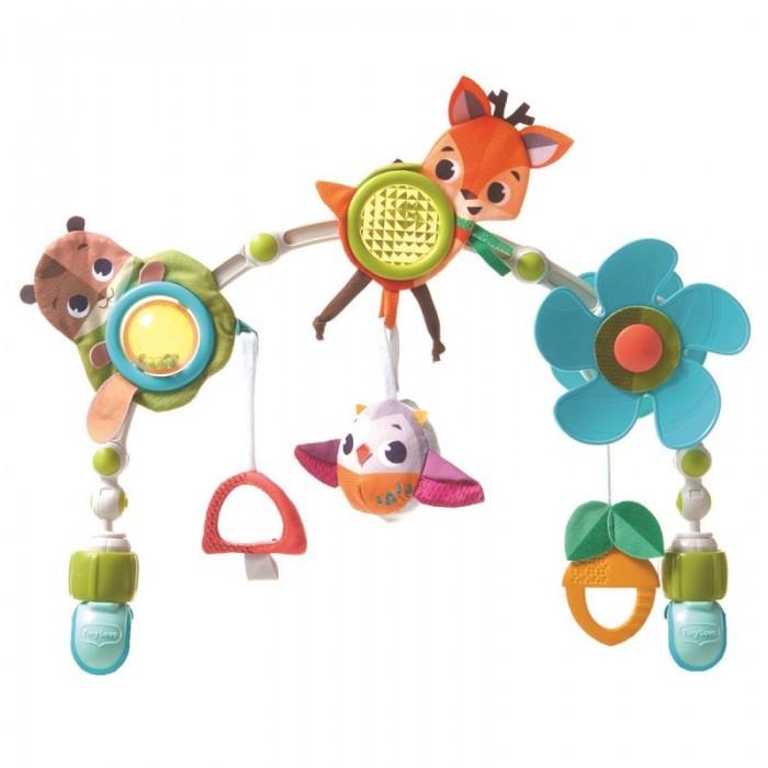 Дуги для колясок и автокресел Tiny Love Дуга-трансформер Сказочный лес, Дуги для колясок и автокресел - артикул:458796