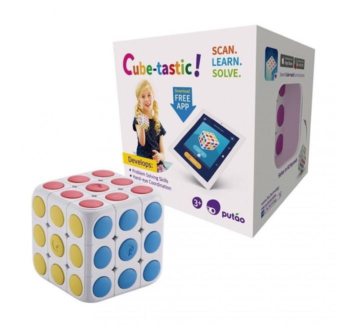 Развивающие игрушки Roobo Кубик Рубика Cube-tastic, Развивающие игрушки - артикул:458876