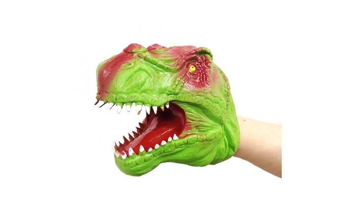 Ролевые игры Рукозвери Игрушка на руку Динозавр игрушка