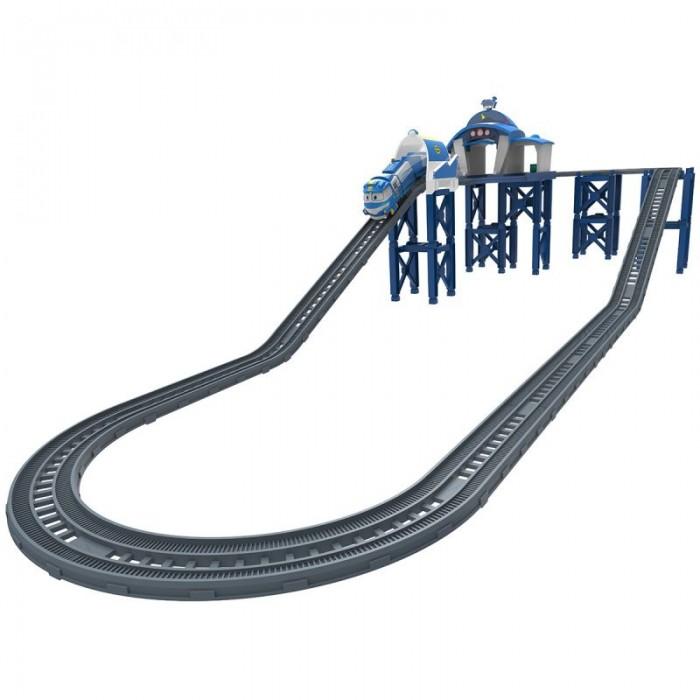 Robot Trains Набор Станция Кея