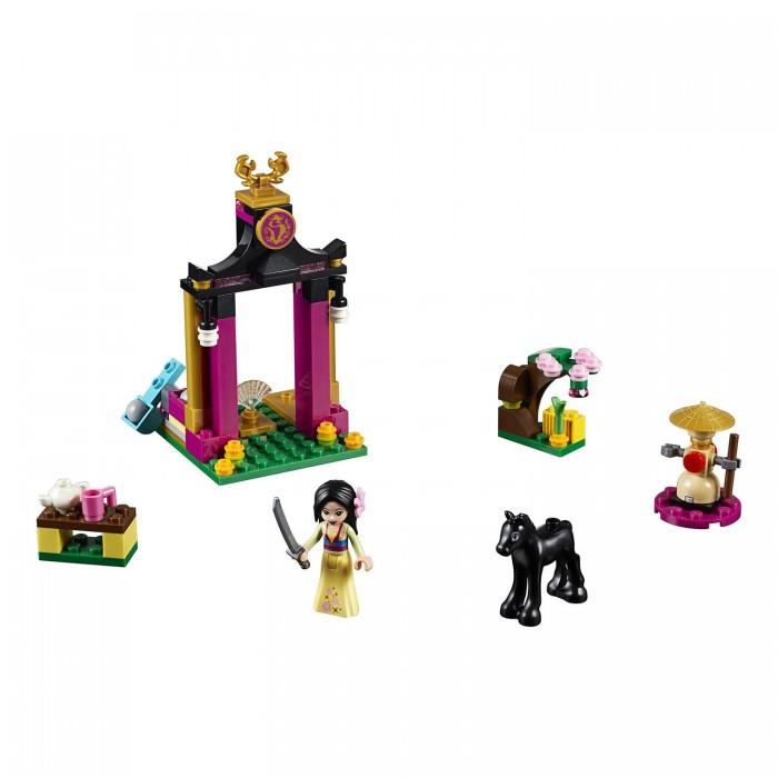 Lego Lego Disney Princess Учебный день Мулан lego lego disney princesses 41140 королевские питомцы ромашка