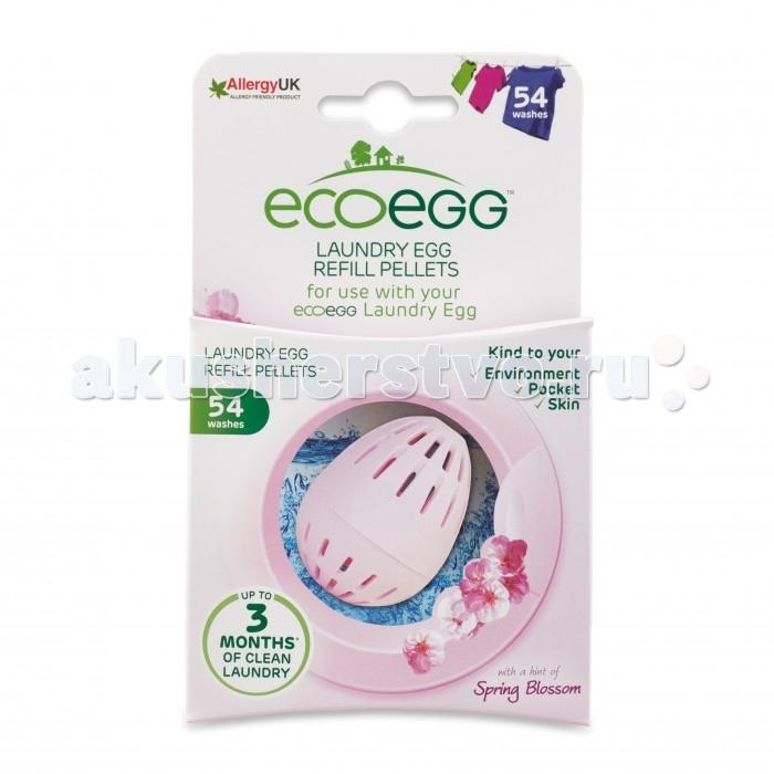 Гигиена и здоровье , Детские моющие средства Ecoegg Гранулы-заправки для Экояйца для стирки Весеннее цветение 54 стирки арт: 459471 -  Детские моющие средства