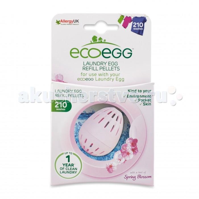 Гигиена и здоровье , Детские моющие средства Ecoegg Гранулы-заправки для Экояйца для стирки Весеннее цветение 210 стирок арт: 459496 -  Детские моющие средства