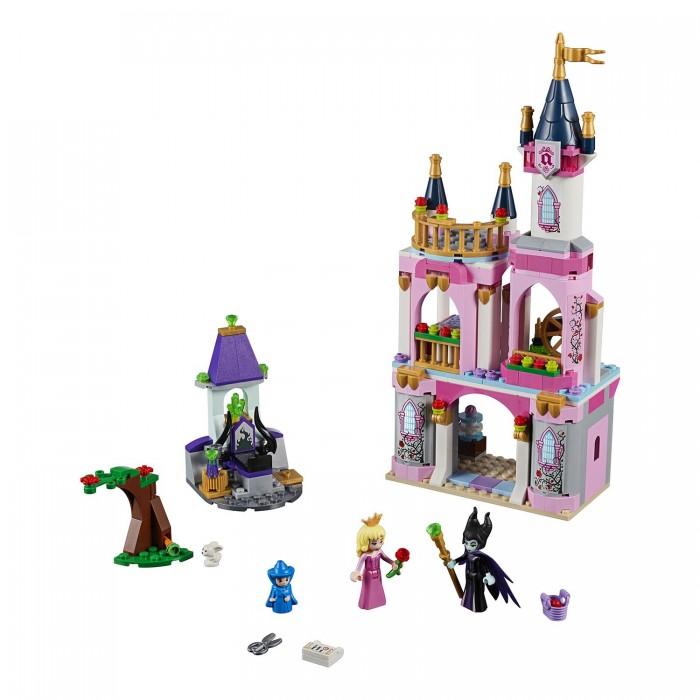 Lego Lego Disney Princess Сказочный замок Спящей Красавицы пазл origami disney disney princess рапунцель со стразами