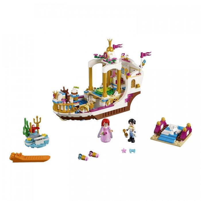 Lego Lego Disney Princess Королевский корабль Ариэль lego lego disney princess 41145 ариэль и магическое заклятье