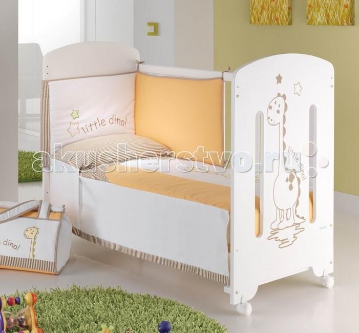 Комплект в кроватку Фея Мишки (3 предмета)