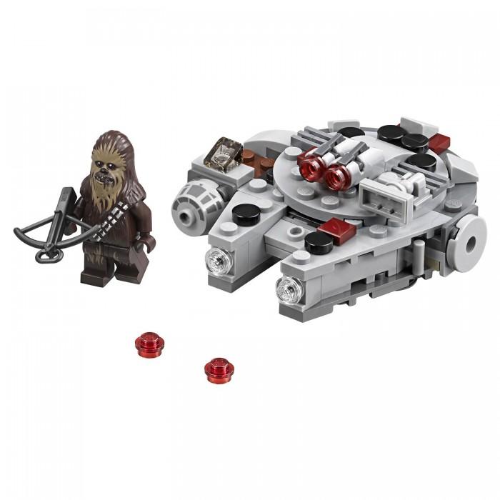 Lego Lego Star Wars Микрофайтер Сокол Тысячелетия магазины в омске где можно дизельные пушки