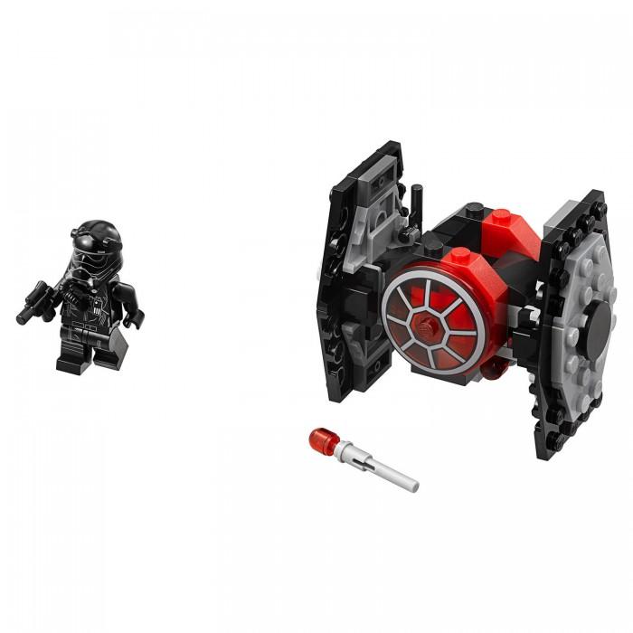 Lego Lego Star Wars Микрофайтер Истребитель СИД Первого Ордена очки пилота в москве