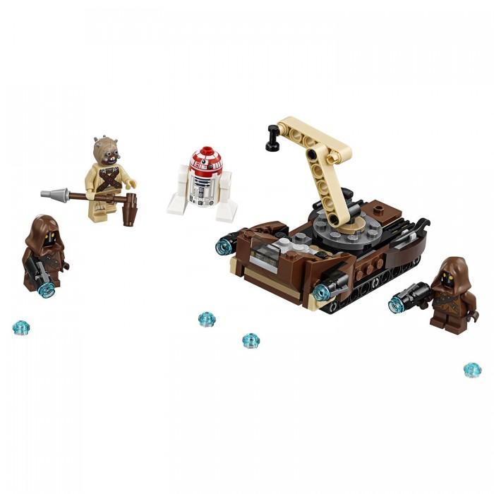 Lego Lego Star Wars Боевой набор планеты Татуин