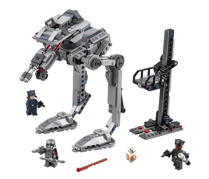 Купить со скидкой Конструктор Lego Star Wars Вездеход AT-ST Первого Ордена