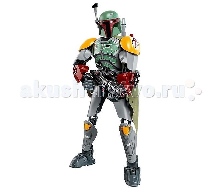 где купить Lego Lego Star Wars Боба Фетт по лучшей цене