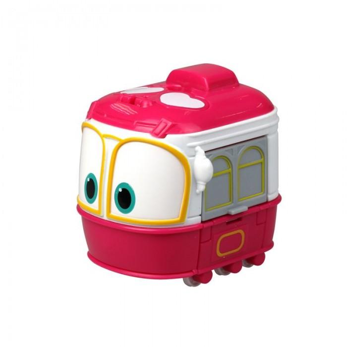 Железные дороги Robot Trains Трансформер Сэлли 10 см power trains набор с краном 48627