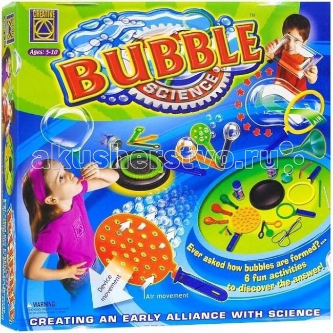 Наборы для творчества Creative Набор Секреты мыльных пузырей набор для варки мыла creative 5290