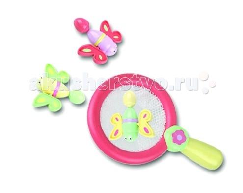 Игрушки для ванны Royalcare Игрушка для купания Сачок с бабочками