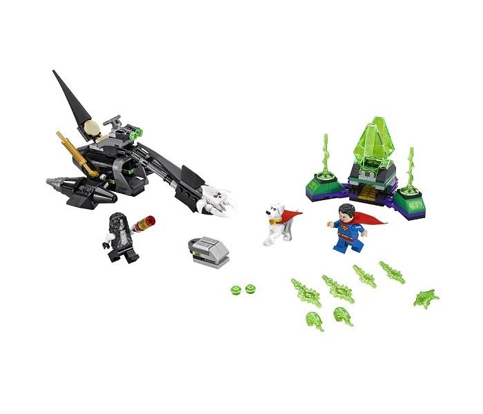Конструктор Lego Super Heroes Супермен и Крипто объединяют усилия