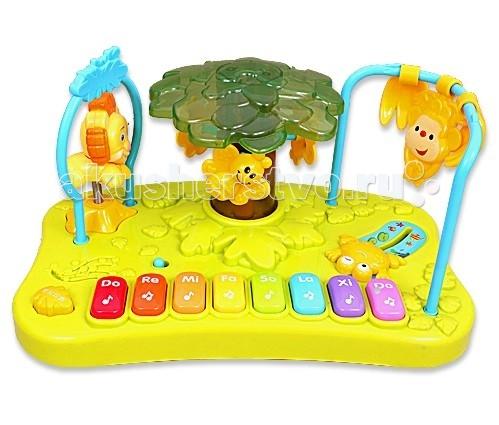 Музыкальные игрушки Royalcare Пианино Веселые Джунгли банкетку для пианино в новокузнецке