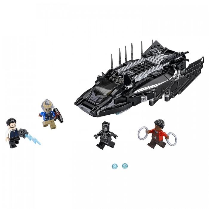 Lego Lego Super Heroes Нападение Королевского Когтя конструктор lego super heroes нападение с воздуха 76087 l