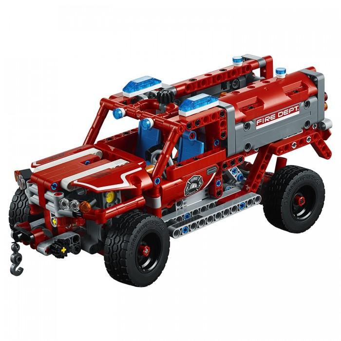Lego Lego Technic Служба быстрого реагирования lego technic 42040 пожарный самолет