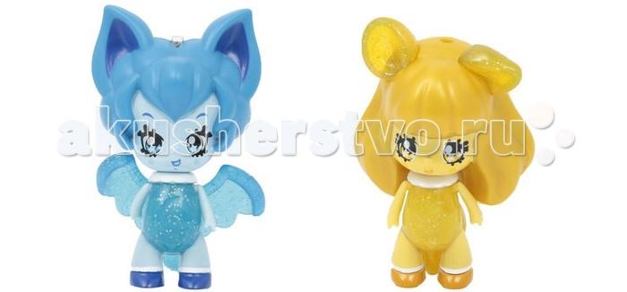 Игровые фигурки Glimmies Две куклы Batlinda и Dormilla glimmies набор мини кукол batlinda