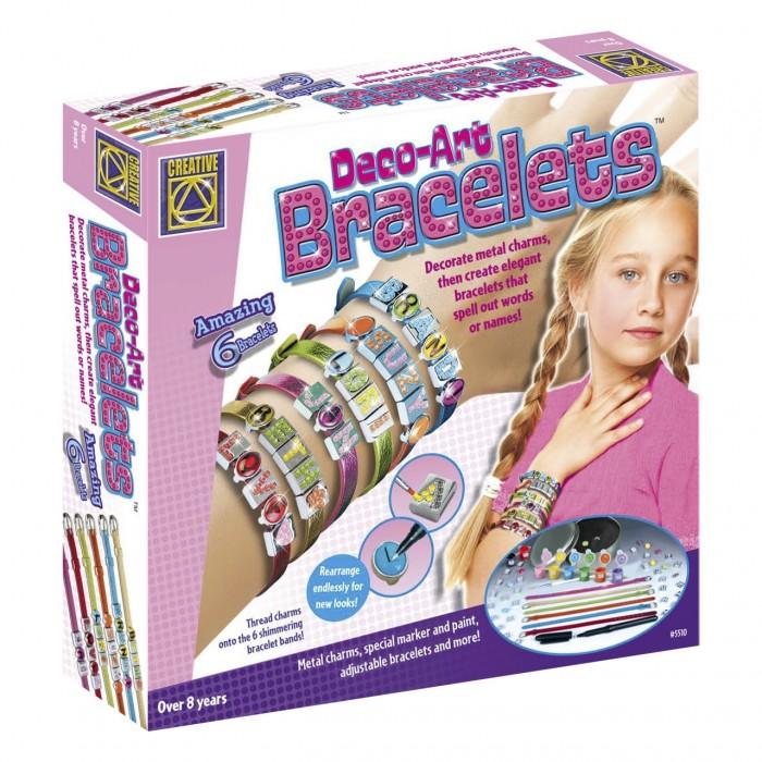 Наборы для творчества Creative Набор для творчества Браслеты арт-деко creative набор для творчества браслеты арт деко