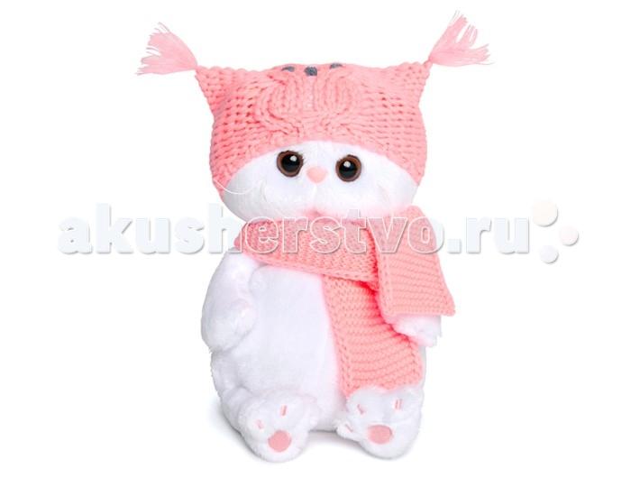 Мягкие игрушки Budi Basa Ли-Ли Baby в шапке-сова и шарфе 20 см budi basa мягкая игрушка ли ли baby 20 см