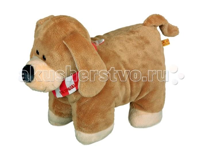 Мягкие игрушки Spiegelburg Собачка подушка Lustige Tierparade подушка игрушка собачка holty подушка игрушка собачка
