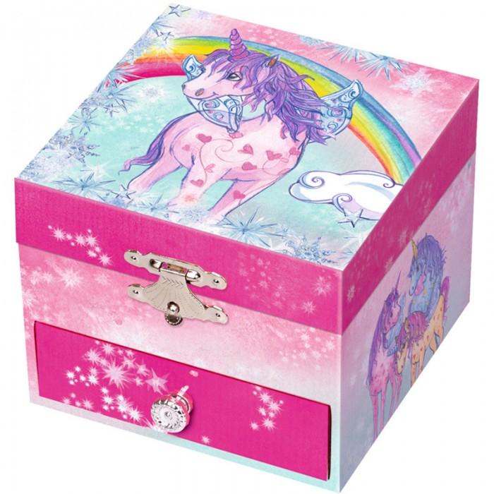Детская мебель , Шкатулки Spiegelburg Музыкальная шкатулка Prinzessin Lillifee арт: 461031 -  Шкатулки