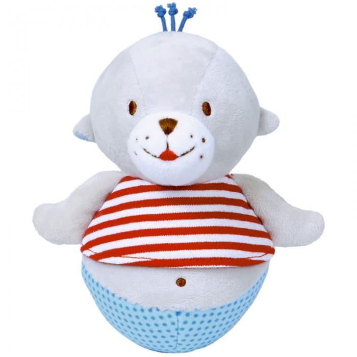 Развивающая игрушка Spiegelburg Морж неваляшка Baby Gluck