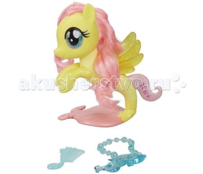 Игровые наборы Май Литл Пони (My Little Pony) Набор Мерцание пони-модницы Флатершай игровые наборы май литл пони my little pony игровой набор equestria girls пижамная вечеринка