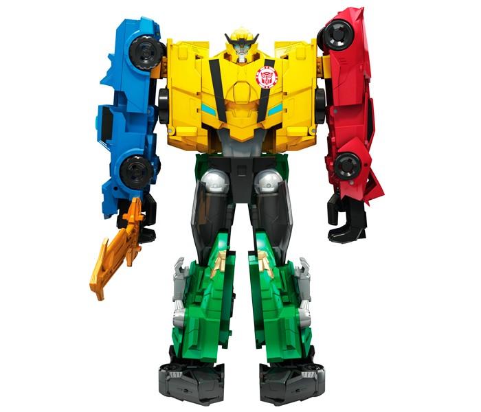 Роботы Transformers Роботы под прикрытием Тим-Комбайнер hasbro transformers c0624 трансформеры роботы под прикрытием тим комбайнер