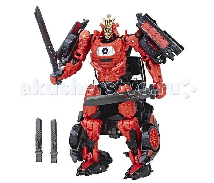 Роботы Transformers Трансформеры 5 Делюкс Автобот Дриф hasbro transformers c0889 c1328 трансформеры 5 последний рыцарь легион гримлок