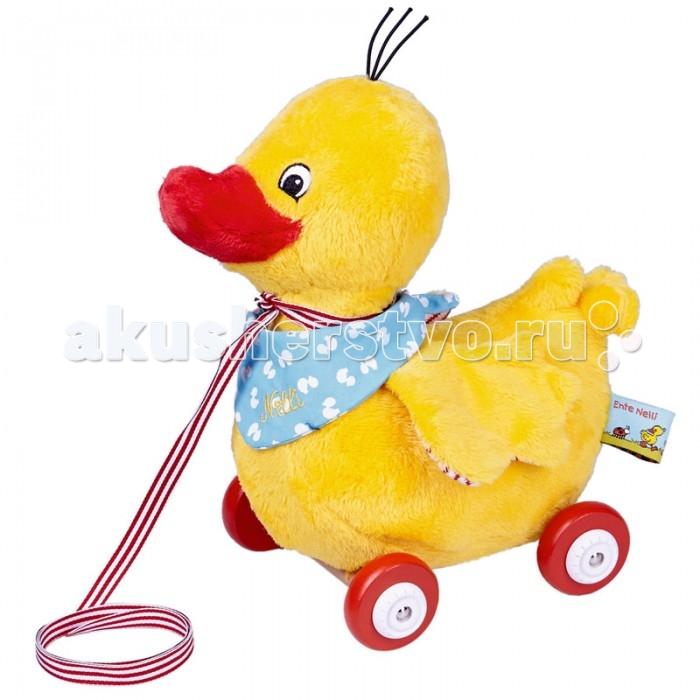 Каталки-игрушки Spiegelburg утёнок Ente Nelli