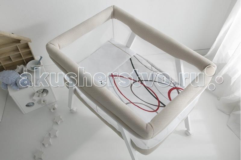 Постельные принадлежности , Комплекты в колыбель Micuna для колыбели Micuna Fresh Mini (3 предмета) арт: 46140 -  Комплекты в колыбель