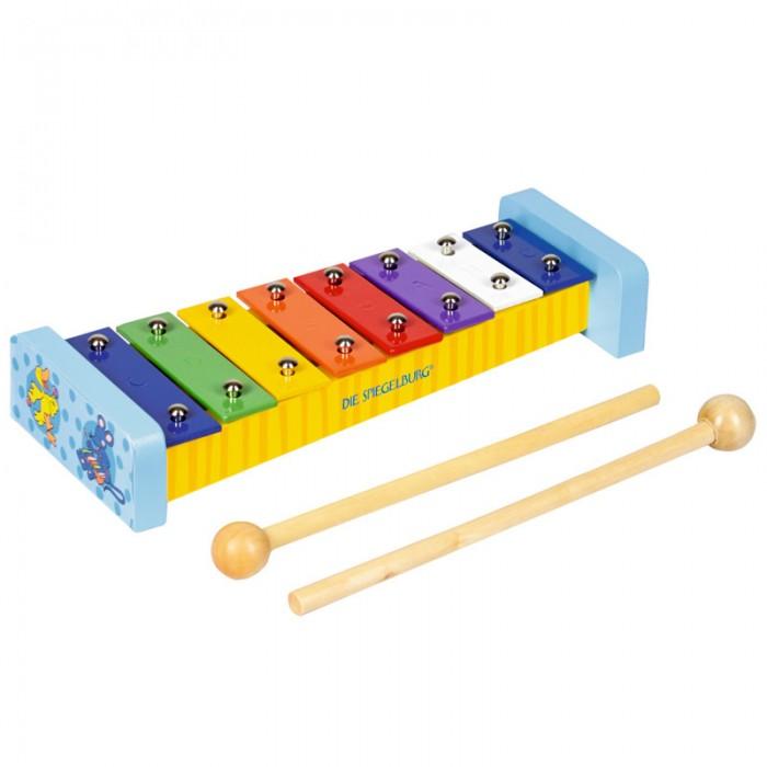 Музыкальные игрушки Spiegelburg Ксилофон Die Lieben Sieben музыкальные игрушки spiegelburg деревянный свисток 86600