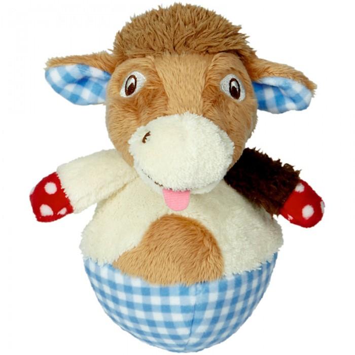 Развивающие игрушки Spiegelburg Корова неваляшка Babу Gluck мягкие игрушки spiegelburg мышка baby gluck