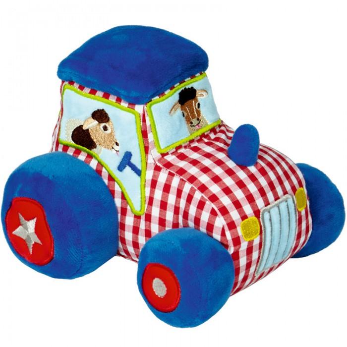 Музыкальные игрушки Spiegelburg Трактор Baby Gluck музыкальные игрушки spiegelburg деревянный свисток 86600