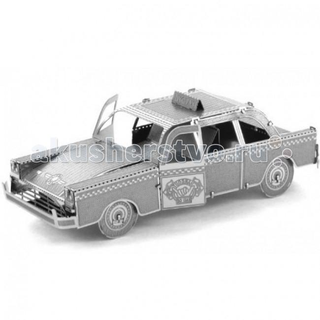 Конструкторы Metalworks Сборная металлическая модель Такси Чекер фен vitek vt 2262