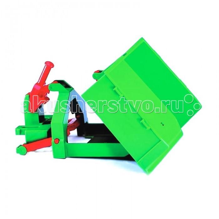 Машины Bruder Аксессуары: Передвижной блок для загрузки 02-336 maple головной убор