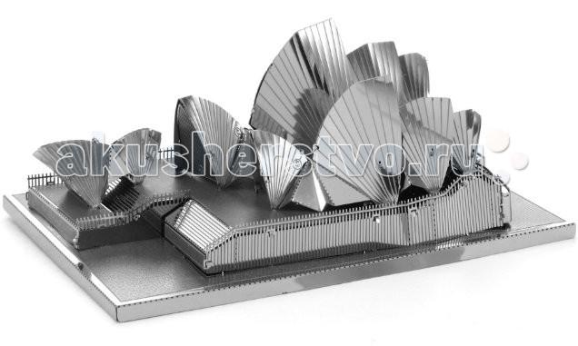 Конструкторы Metalworks Сборная металлическая модель Сиднейский оперный театр