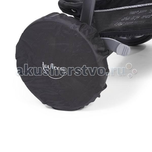 Аксессуары для колясок Teutonia Чехлы колес SW-01