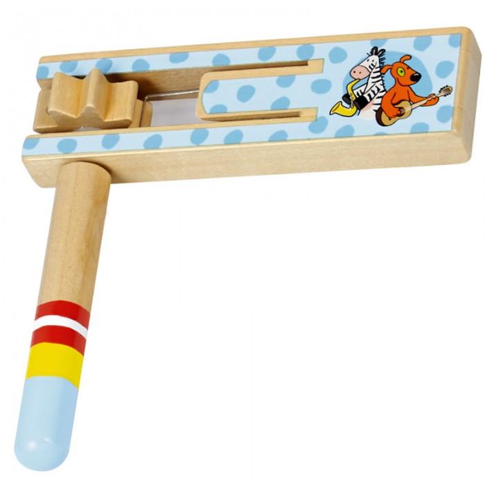 Музыкальные игрушки Spiegelburg Трещотка Die Lieben Sieben музыкальные игрушки spiegelburg деревянный свисток 86600