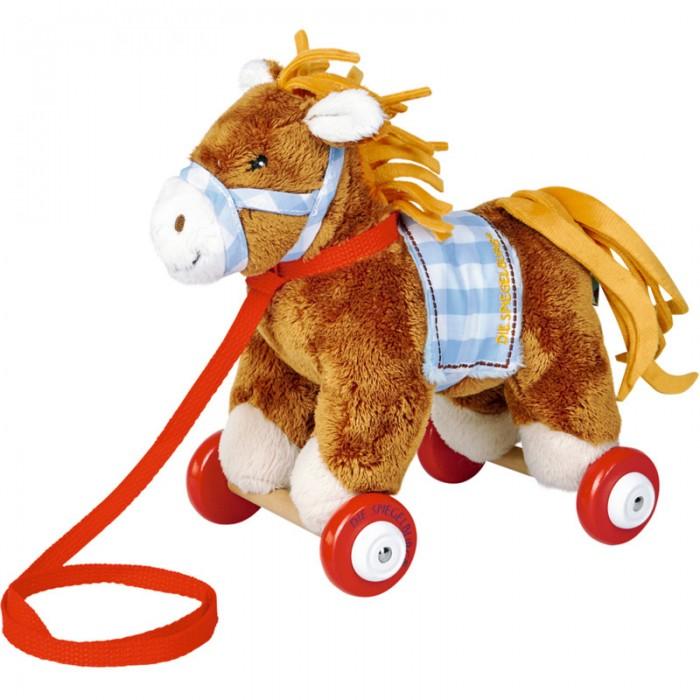 Каталки-игрушки Spiegelburg пони Sam Lustige Tierparade
