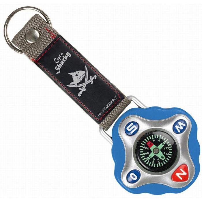 Спортивный инвентарь Spiegelburg Брелок-компас Captn Sharky наборы для творчества spiegelburg набор для детского творчества captn sharky 21364