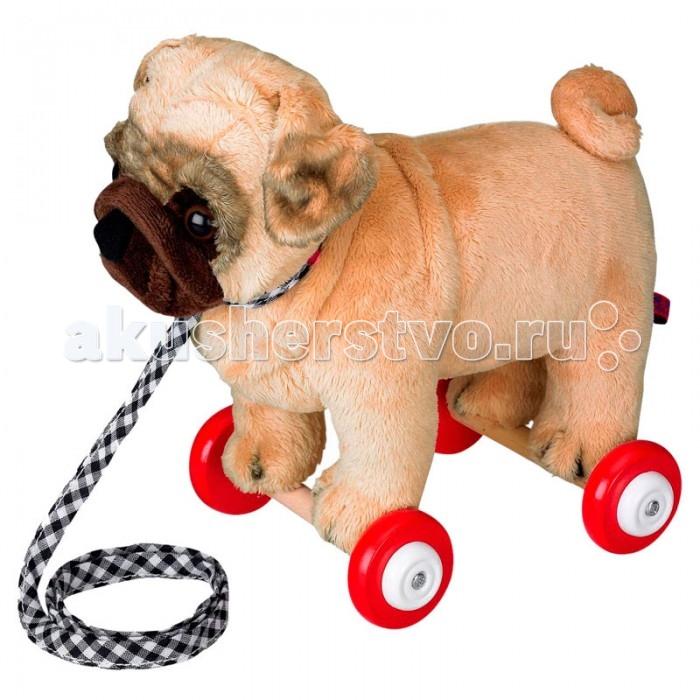 Каталки-игрушки Spiegelburg Игрушка-каталка Мопс Otto, Каталки-игрушки - артикул:462381