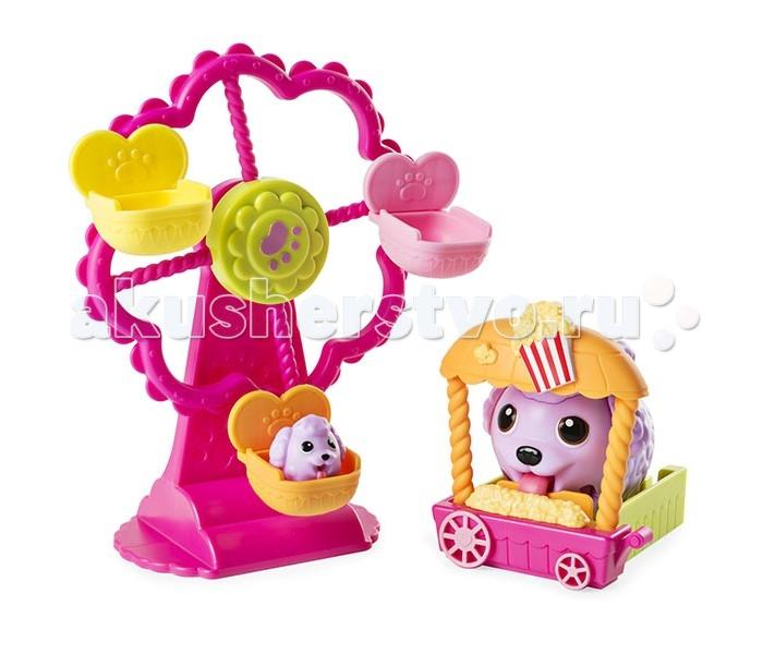 Игровые наборы Chubby Puppies Игровой набор Упитанные собачки 56726-w play doh игровой набор магазинчик домашних питомцев