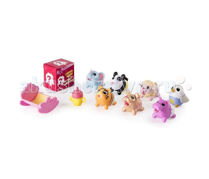 Игровые наборы Chubby Puppies Игровой набор Упитанные собачки из 10 предметов 56735-p игровые наборы esschert design набор игровой kg118