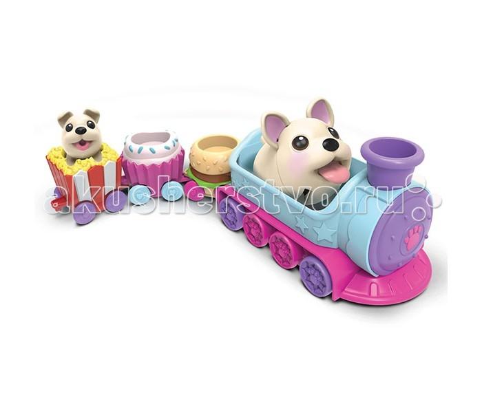 Игровые наборы Chubby Puppies Игровой набор Упитанные собачки 56726-t игровые наборы tomy игровой набор приключения трактора джонни и лошади на ферме