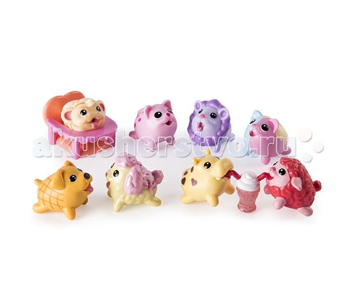 Игровые наборы Chubby Puppies Игровой набор Упитанные собачки из 10 предметов 56735-o play doh игровой набор магазинчик домашних питомцев
